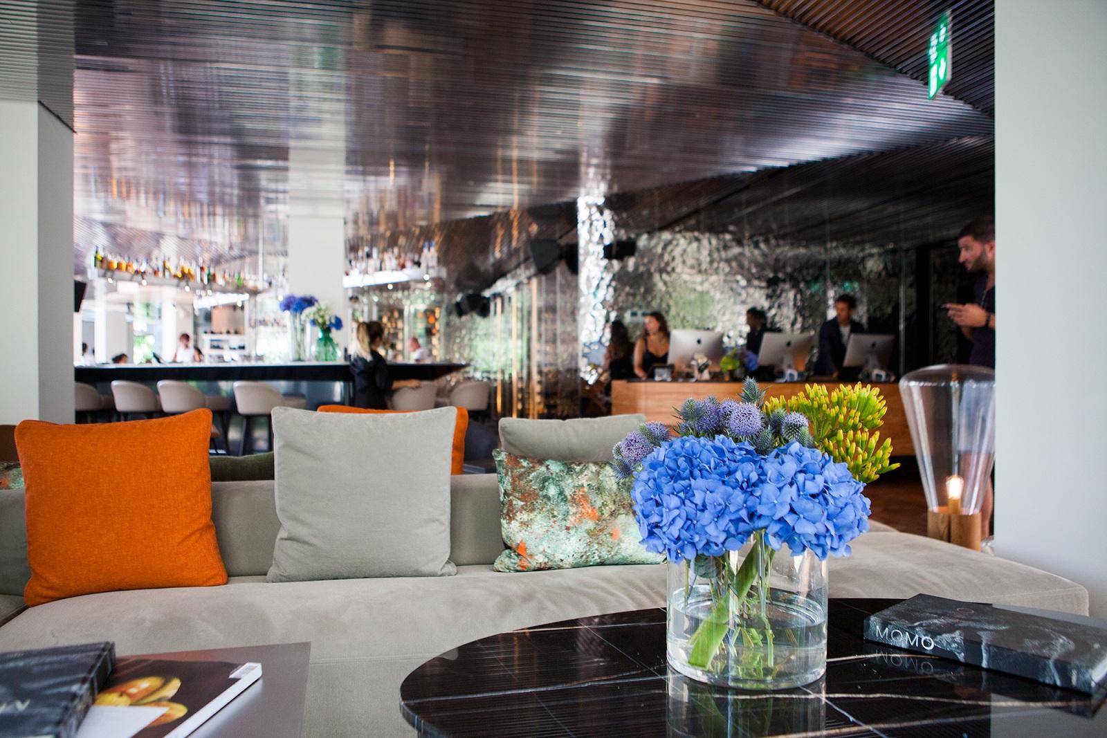 ibiza hotel flowers