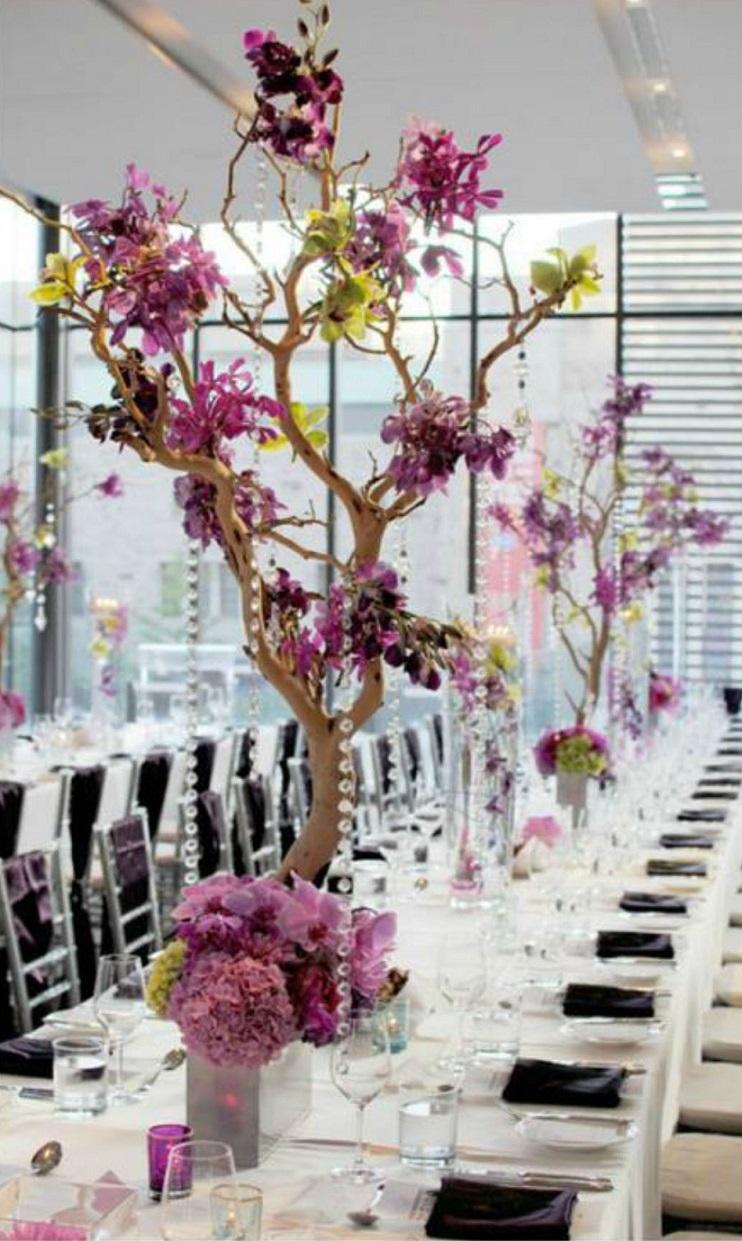 ibiza wedding flowers bouquet indoor design