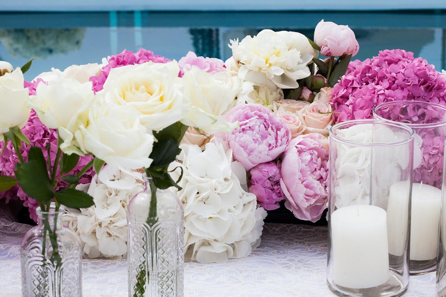 import dutch wedding bouquet ibiza